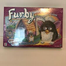 Furby Adventure Game New Sealed
