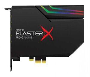 Creative SBX-AE5-BK Hi-Res Gaming Sound Card sound BlasterX AE-5 Japan Tracking
