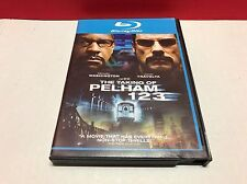 The Taking of Pelham 123 (Blu-ray Disc, 2009) Denzel Washington EXCELLENT!!!