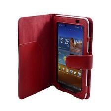 Housse coque étui pour Samsung Galaxy Tab 7 Plus P6200 couleur Rouge