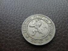 Belgie - 20 Centimes 1861 - Frans - Leopold I