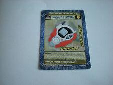 Carte Digimon Digivice anti-virus !!!