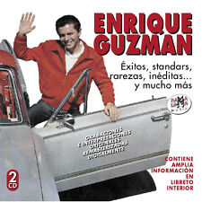 ENRIQUE GUZMAN VOL.2 (1960-1969)-CD