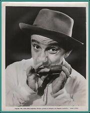 "JOHNNY PULEO in ""Trapeze"" - Original Unusual Vintage PORTRAIT - 1956"