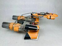 """Sebulba's Pod Racer 14"""" Complete Star Wars Episode 1 1999 LFL"""