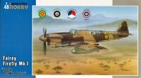 Special Hobby 1/48 Fairey Firefly FR Mk.I Foreign Post War Service # 48151