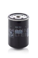 Kraftstofffilter - Mann-Filter WK 731