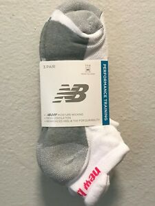 New Balance Performance Training  Tab socks 3 Pairs M