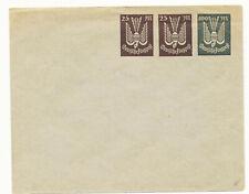 Germany 1923 PPO Private Order Combination Postal Stationery Envelope H&G #89 Mi