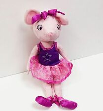 Madame Alexander Angelina Ballerina Plush Mouse Pink Toys R Us Exclusive