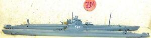 2x u Boat Japan 169 170 Ship Model 1:1250 SHPZ01 Å