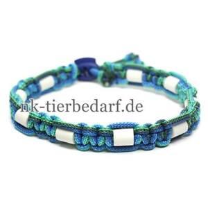 "EM Keramik Zeckenhalsband  Zecken und Flohschutz ""Jade"" alle Größen"
