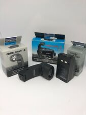 Hahnel Combi Luz 15 1000 0970 Sony Jvc Panasonic + Power Pack 1800