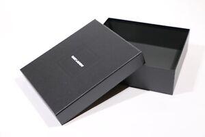 """SCATOLA CONFEZIONE LUSSO - GIFT BOX """"SAINT LAURENT"""" YSL ORIGINALE (26 x 20 x 6)"""
