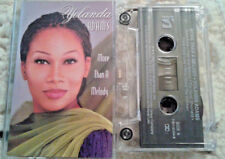 Yolanda Adams-More Than a Melody-Cassette-**FREE SHIPPING**