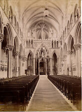 TRONDHEIM c. 1890 - Cathédrale Norvège - ALB 51