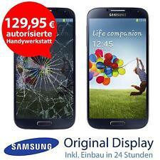 Original Samsung S4 i9505 i9515 LCD Display Touchscreen Reparatur black schwarz