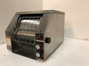Hatco Toast-Rite TRH-60 Electric Conveyor Toaster Gov Surplus - Global Shipping!