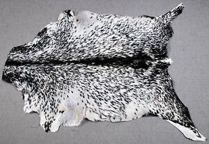 GOAT Western taxidermy Hide Rug Natural Pattern Fur Goat Hide Rode SA-3567
