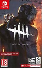 Dead by Daylight - Definitive Edition Nintendo Switch - New and Sealed