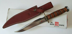 Al Mar Knife 4021 Grunt 2 Messer NEU