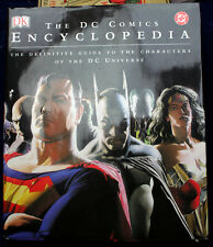 DC COMICS ENCYCLOPEDIA The Definitive Guide the DC World HCDJ Dorling Kindersley