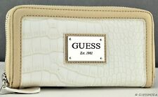 New Trend GuEsS Authentic Wallet Ladies Kingstown Chalk Multi Women Limited