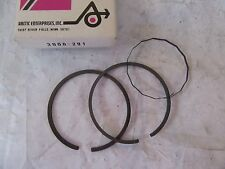 New Vintage Arctic Cat Piston Ring Set #3000-291 Item #81