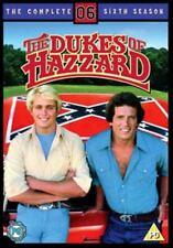 The Dukes of Hazzard Season 6 TV Series New DVD R4