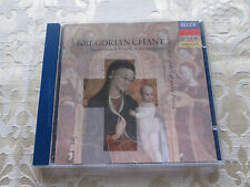 GREGORIAN CHANT - THE CHOIR OF THE CARMELITE PRIORY - 1990 DECCA