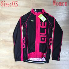2021 Womens Team Cycling Jersey Bike Clothing Long Sleeve Mtb Bicycle Shirt Xxs