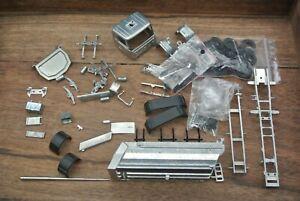 "Tekno | Scania P Cab, Rigid Tipper Kit, ""USED"" 1:50 Scale Tekno Models"