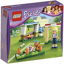 LEGO Friends 41011 Stephanie Fussball Training Tor Soccer Practice
