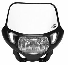 Acerbis Dual Sport CE / DOT Certified Motorcycle DHH Headlight Black 2042750001