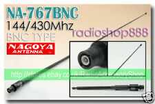 NAGOYA ( NA-767 BNC )TELESCOPE  DUAL BAND ANTENNA NEW