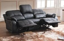 Voll-Leder Fernsehsessel Relaxsofa Sofa Relaxsessel Polstermöbel 5129-3-S sofort