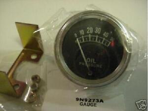 Oil Pressure Gauge for Massey Ferguson 35 50 65 Super 90  Industrials 202 & 204/
