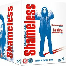 "SHAMELESS Complete Series Seasons 1 2 3 4 5 6 7 8 9 10 11 DVD Box Set ""on sale"""