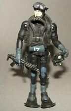 1/18 BBI Elite Force U.S Navy SEAL Combat Diver SDVT-1 Military Action Figure