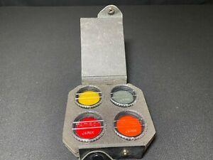 Tamron 30.5mm Neutra ND4X Orange 0 56 Yellow Y 52 Red R 60 Density Camera Filter