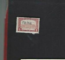 Fiume sc#16 (1918) MH