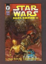 Star Wars: Dark Empire II #5 (1995) First Jaina & Jacen Solo, Dark Horse, VF/NM