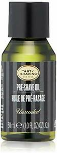 The Art Of Shaving Pre-Shave Oil for Men, Unscented, 0.41 Pound