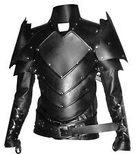 Leather medieval Fantasy Dragon Age Fenris armour Halloween Armor LARP SCA gift