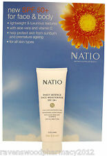 Natio Daily Defence Face Moisturiser SPF 50+ 100mL ::Broad Spectrum Protection::
