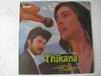 Thikana KALYANJI ANANDJI LP Record Bollywood India-1732