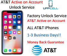 AT&T Active On Another Account PREMIUM iPhone Unlock Service - 100% Guarantee