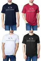 Armani Exchange T-shirt uomo jersey 8nztcj z8h4z