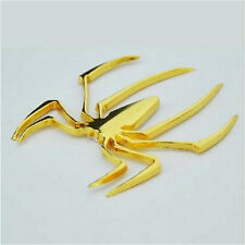 3D personality Spider Man  Auto logo car sticker metal badge emblem tail decal
