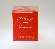 S.T.DUPONT SIGNATURE POUR FEMME EAU DE PARFUM 50 ML SPRAY